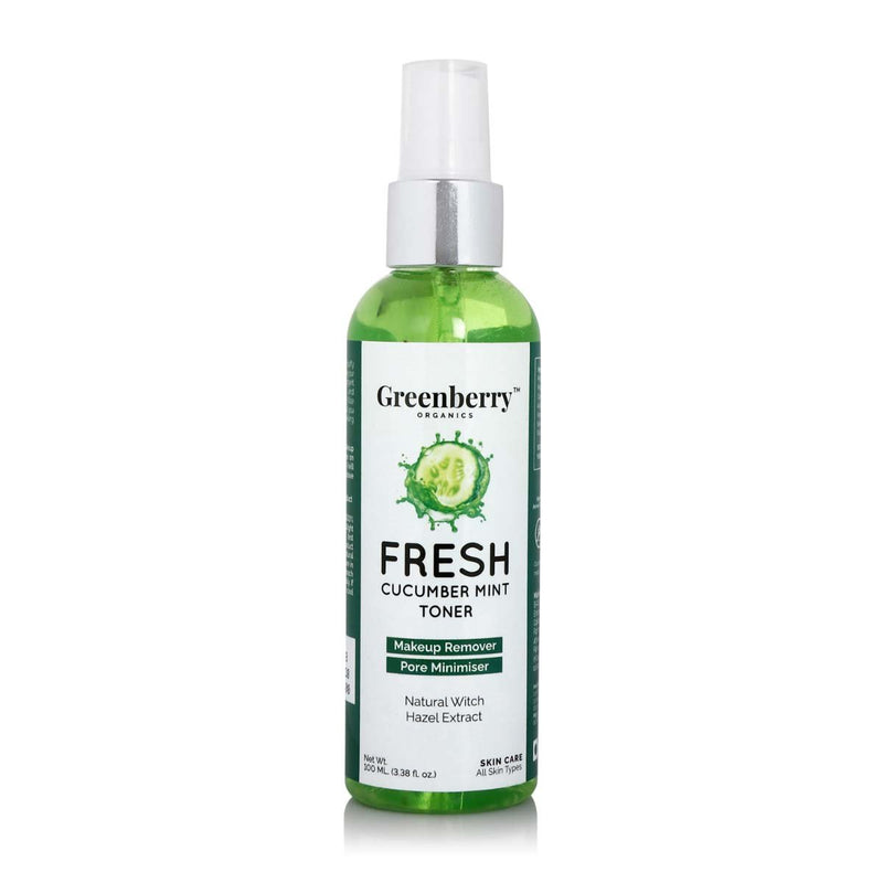 Fresh Cucumber Mint Toner