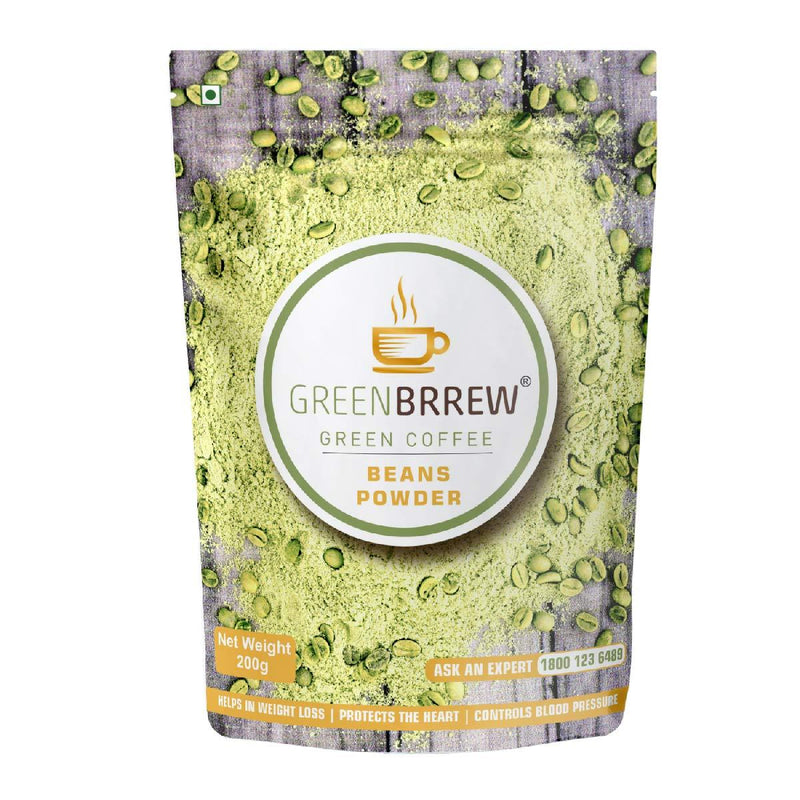 Green Coffee Beans Powder (Weight Loss)