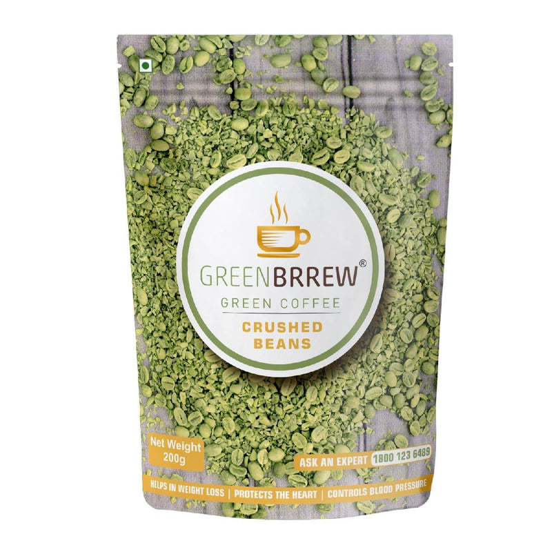 Green Coffee (Crushed Beans)