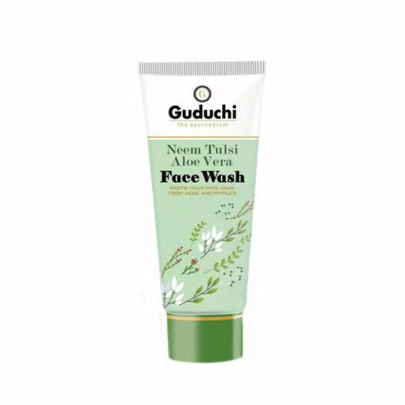 Neem, Tulsi, Aloevera Face Wash (Pack Of 3)