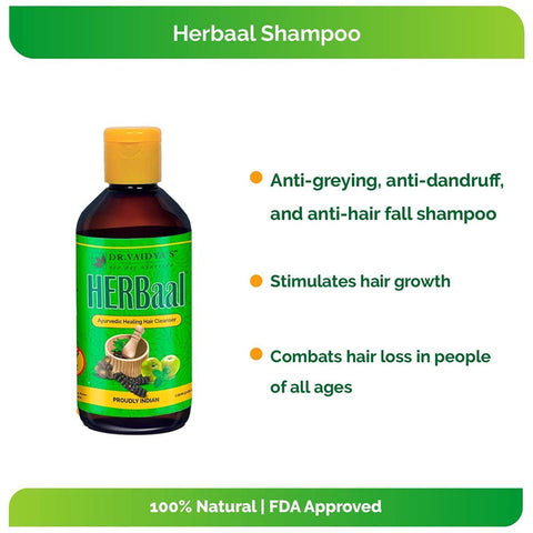 Hair Cleanser (Herbaal)