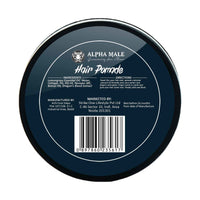 Plant Extracts Hair Pomade