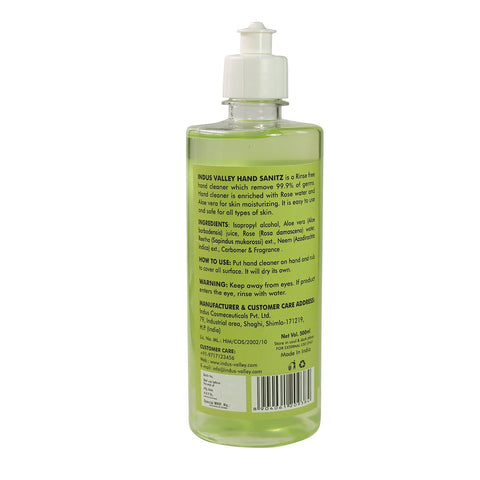 Hand Cleaner Sanitizer With Aloe Vera