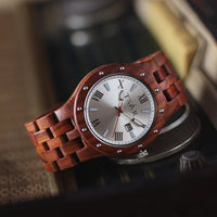 Hand Finished Quintet Watch For Men