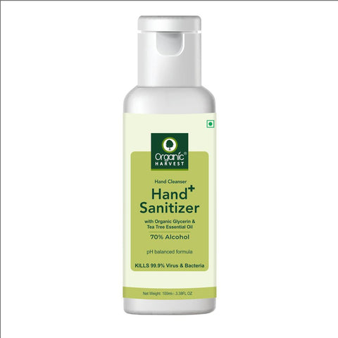 Hand Sanitizer With 70% Alcohol (Pack of 6)