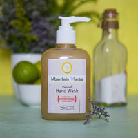 Natural Oil Based Hand Wash (Pack of 2)