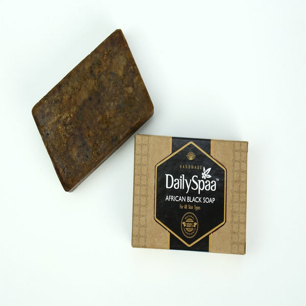 Handmade African Black Soap at Qtrove