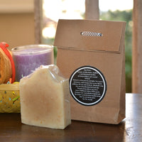 Handmade Natural Oatmeal and Honey Soap With Essential Oils