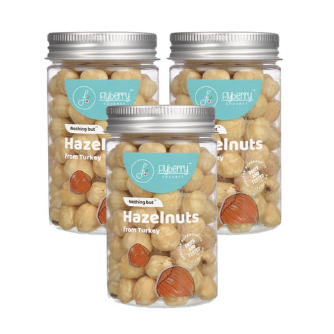 Hazelnuts - Pack of , 2 x 100 g