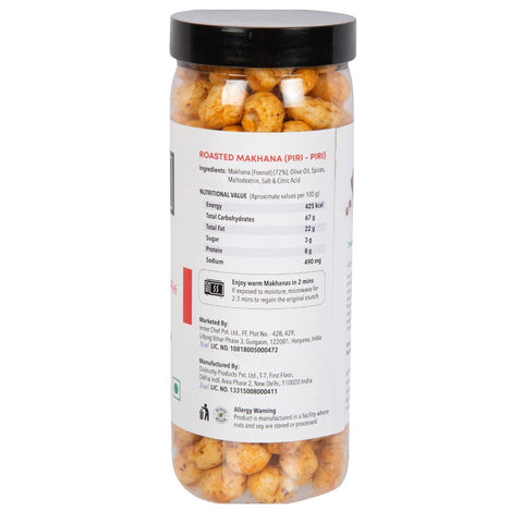 Makhana (Piri-Piri) (Pack of 2)