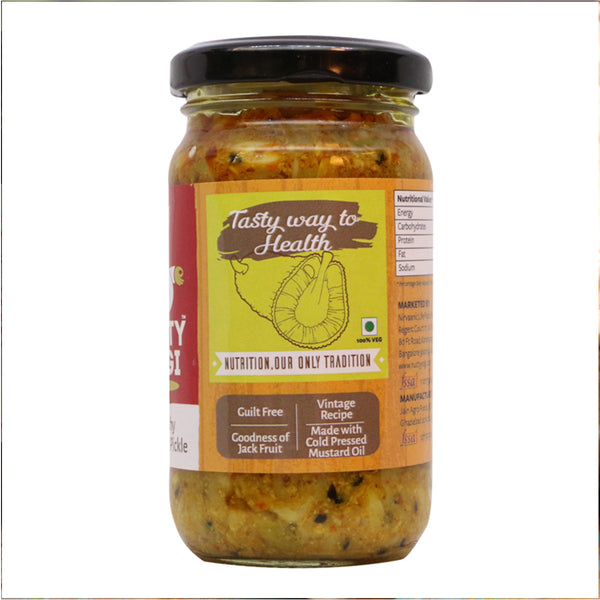 Healthy Jack Fruit Pickle at Qtrove