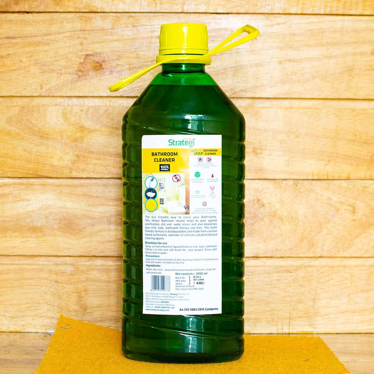 Bathroom Cleaner (2 Litres)