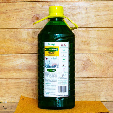 Herbal Dish Wash Liquid - 2 Litres