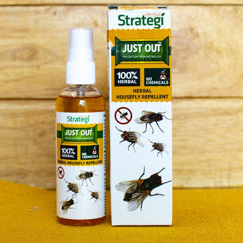 Herbal Housefly Repellent
