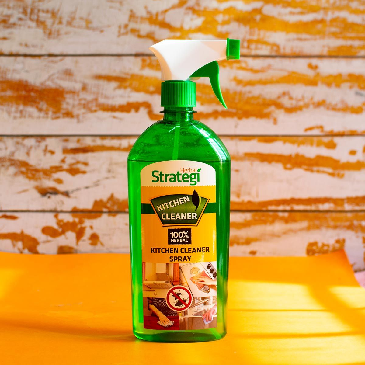 Kitchen Cleaner Spray