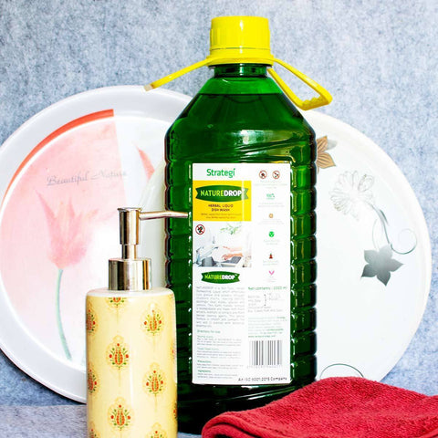Herbal Liquid Dish Wash