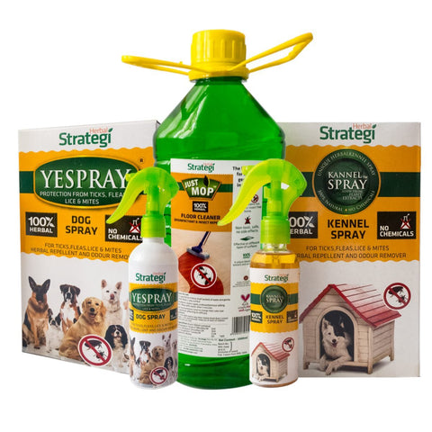 Herbal Pet Care Hamper (Pack of 3)