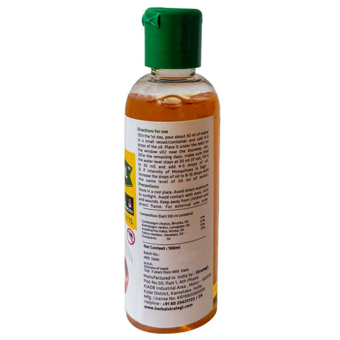 Mosquito Repellent Oil