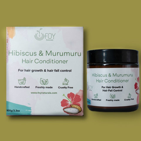 Hibiscus And Murumuru Hair Conditioner