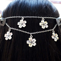 Hibiscus Flower Hair Jewelry