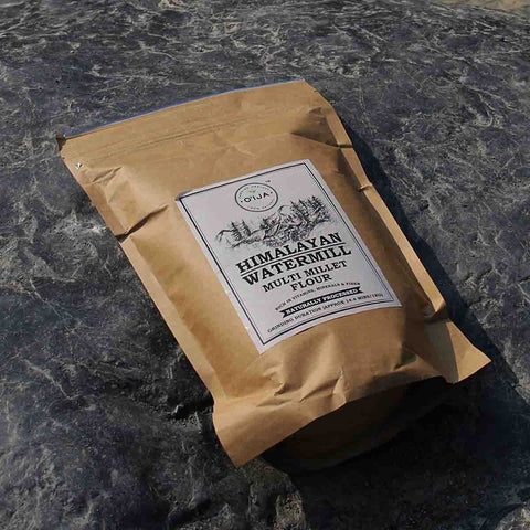Whole Wheat Flour (Himalayan Watermill)