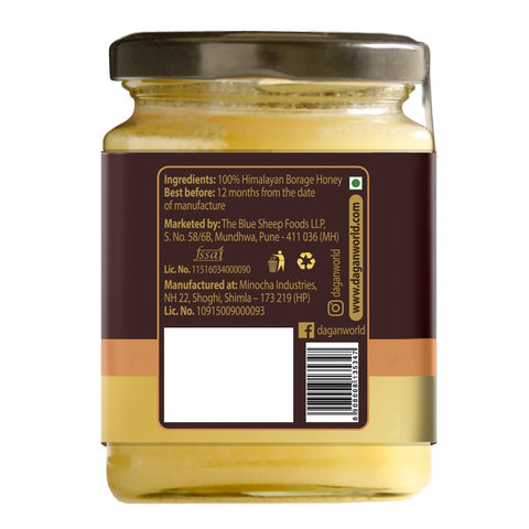 Himalayan Borage Honey