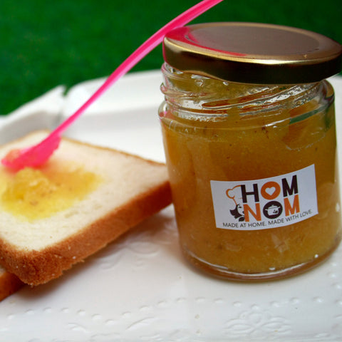 Homemade Pineapple Jam