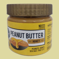 Honey Peanut Butter Crunchy