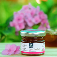 Honey Rose Face Pack (Pack of 2)