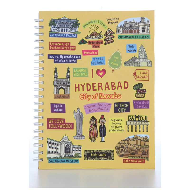 Exercise Book (Hyderabad)