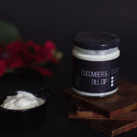 All Natural Cucumber And Dill Dip