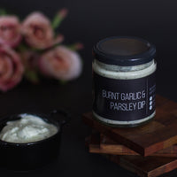 All Natural Burnt Garlic And Parsley Dip