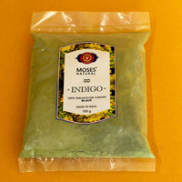 Indigo 100% Natural & Hair Colorant (Black)