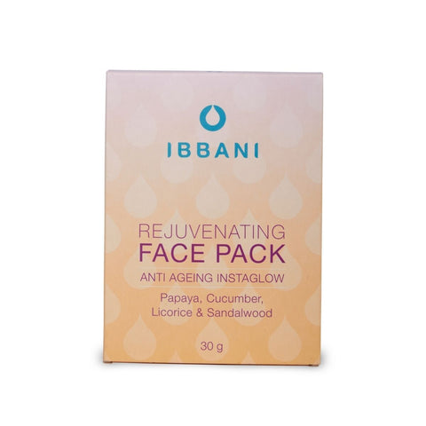 Rejuvenating Face Pack (Antiageing Instaglow)
