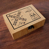 Pachisi/Ludo/Indian Ludo/Chausar/Indian Board Game(Crafted in Raw Silk)