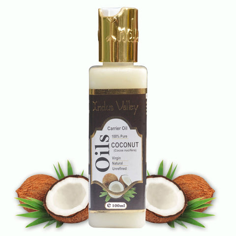 Bio Organic Coconut Carrier Oil