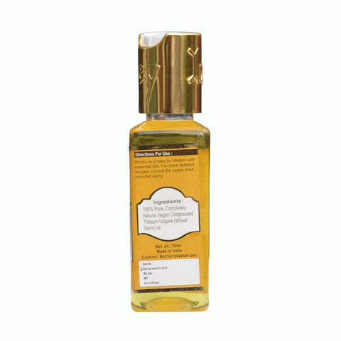 Bio Organic Wheatgerm Carrier Oil