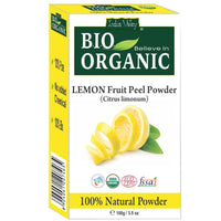 Bio Organic Hibiscus ,Lemon Peel,Fenugreek Powder For Hair & Skin Combo Pack