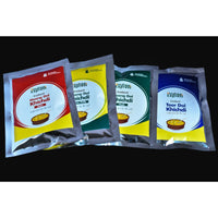 Instant Moong Dal & Toor Dal Khichdi -Combo Packs ( Set Of 4 )