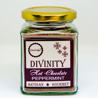 Divinity Hot Chocolate (Peppermint)