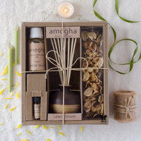 Lemon Grass Amogha Reed Diffuser