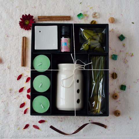 Apple Cinnamon Fragrance Gift Hamper