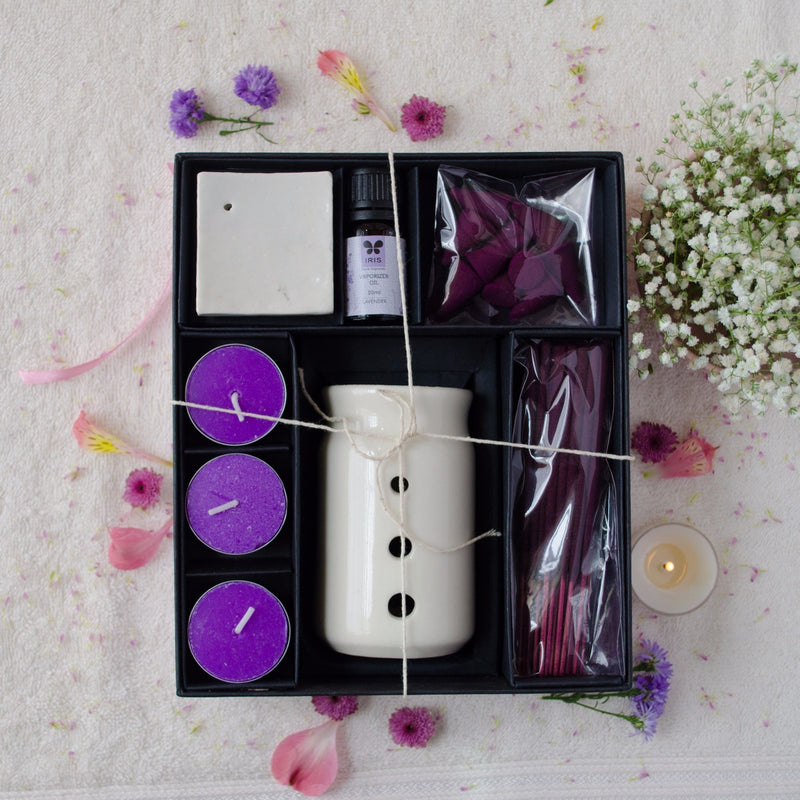 Lavender Fragrance Gift Hamper