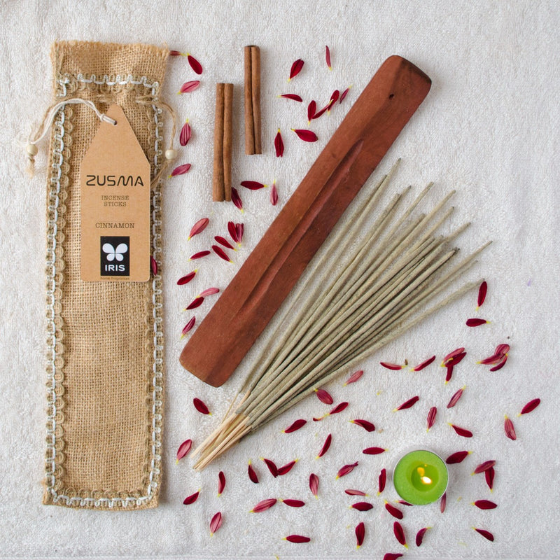 Cinnamon Incense Sticks (Pack of 2)