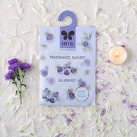 Blueberry Fragrance Sachet (Pack of 3)