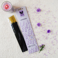 Lavender Incense Sticks (Pack of 3)