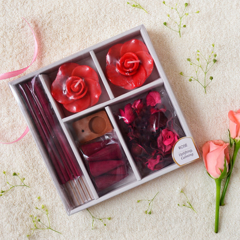 Rose Fragrance Gift