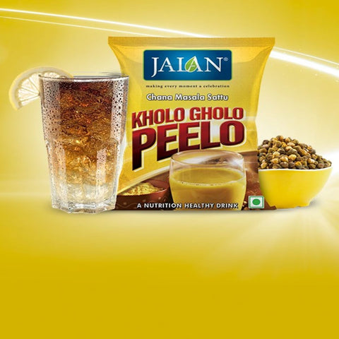Jalan Kholo Gholo Peelo (Ready To Drink) (Pack Of 10)
