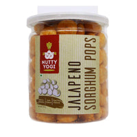Jalapeno Sorghum Pops (Pack of 2)