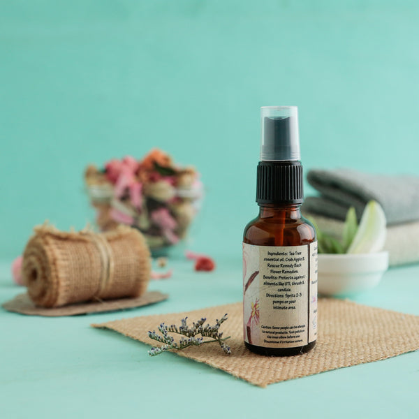 All Natural She Intimate Mist at Qtrove